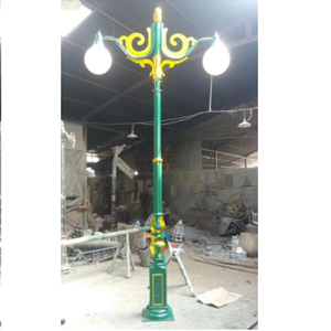 Tiang Lampu Antik Model 2