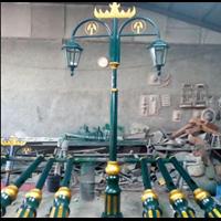 Tiang Lampu Antik Model 10