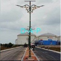 decorativ lamp post