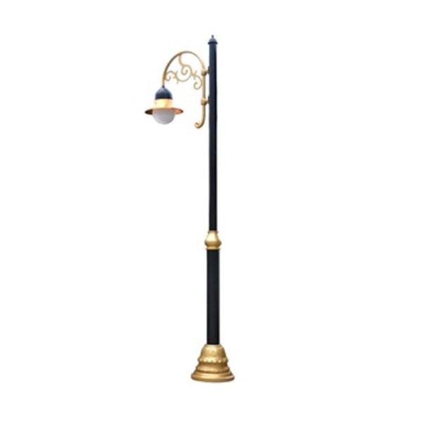 Tiang Lampu dekoratife