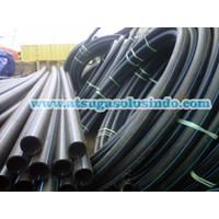 Jual Pipa Hdpe Pn16 Diameter 110Mm Bentuk Roll Dan Batangan Merk Wavin Untuk Saluran Air Bersih