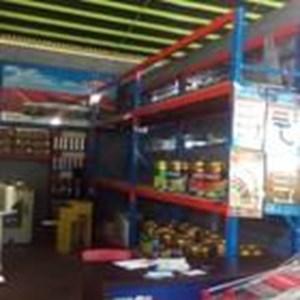 RACK SUPERMARKET BAHAN BANGUNAN READY STOCK