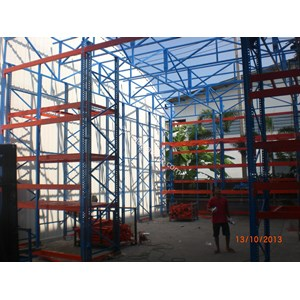 rack bangunan