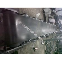 Belt Conveyor BW 600 Polos Panjang 8 Meter