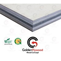 Fire Resistant Plywood 18 mm 1
