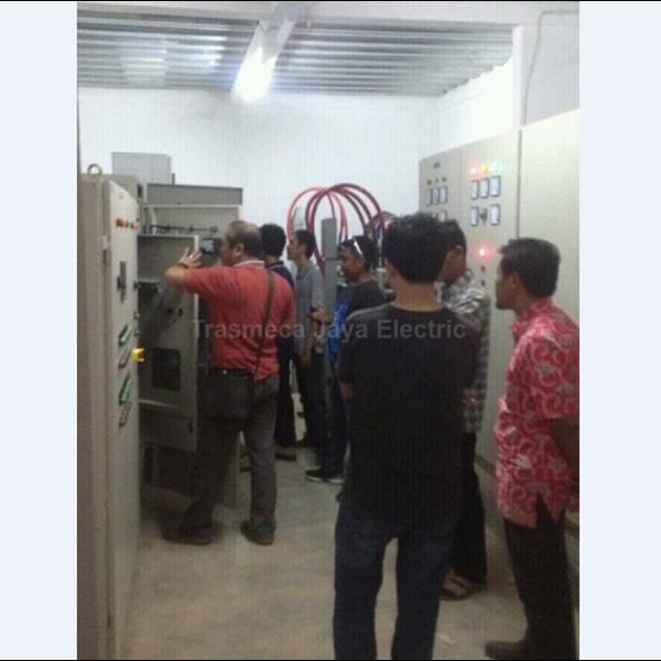 Jasa Instalasi Panel Tegangan Rendah By CV. Trasmeca Jaya Electric