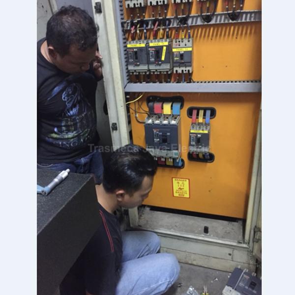 Jasa Pemasangan Breaker Panel By CV. Trasmeca Jaya Electric