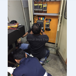 Jasa Pemasangan Breaker Panel Profesional By Trasmeca Jaya Electric