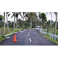 Pagar Pengaman Jalan Guardrail SNI