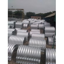 Pipe Construction Steel Armco