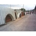 Sayap Wingwall Headwall Armco Bahan Baja 2