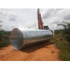 Pipa Gorong Gorong Corrugated Steel Pipe 8