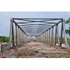 Jembatan Rangka Baja (Truss) 3