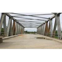 Steel-Frame Bridge
