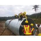 Pipa Baja Bergelombang/Corrugated Steel Pipe 3