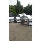 Pipa Baja Bergelombang/Corrugated Steel Pipe 6
