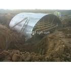 Pipa Baja Bergelombang/Corrugated Steel Pipe 2