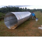 Corrugated Steel Pipe 2
