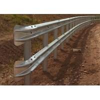 Jual Guardrail Pengaman Jalan Tebal 6.0mm 2