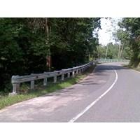 Distributor Guardrail Pengaman Jalan Tebal 6.0mm 3
