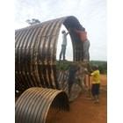 Armco Type Multi Plate Pipe  4