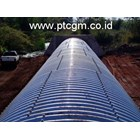 Armco Type Multi Plate Pipe  9