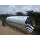 Armco Type Multi Plate Pipe  5