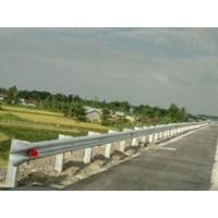 Guardrail Pagar Pengaman Jalan type A 1
