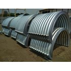 Corrugated Steel Pipe Armco Nestable Flange E 100 5