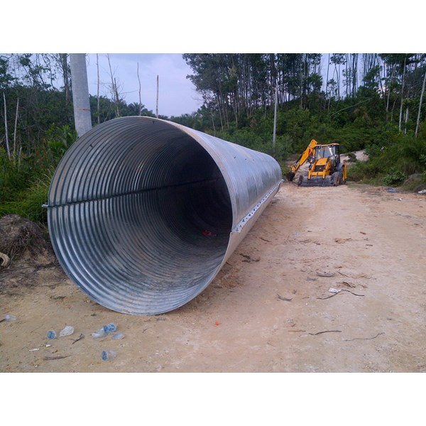 Pipe Culverts