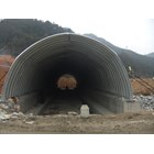 Corrugated Steel Pipe Type Multi Plate Arches 1