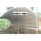 Corrugated Steel Pipe Type Multi Plate Arches