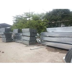 Blocking Piece Guard Rail