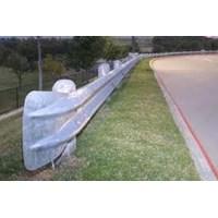 Distributor Terminal end guardrail 3