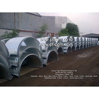 Corrugated Steel Pipe Aramco