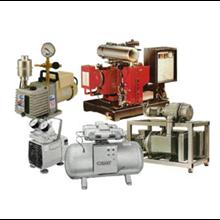 Vacuum Pumps / Pressure Units