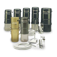 Residential & Commercial Central Vacuum