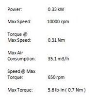 Jual GAST AIR MOTOR 1AM-NRV-39A  2