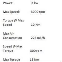 Jual GAST AIR MOTOR 6AM-NRV-11A  2