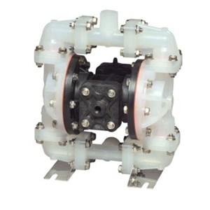 AODD Pump  1.2 Inch Non-Metallic - PP Body PTFE Diaphragm & Santoprene Check Valve