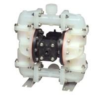 AODD Pump 3.4 Inch Non-Metallic - PP Body Check Valve Santoprene Diaphragm 1