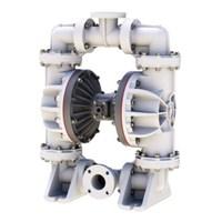AODD Pump 3 Inch Non-Metallic- PP Body Check Valve  Santoprene Diaphragm 1