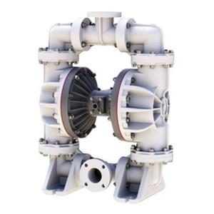 AODD Pump 3 Inch Non-Metallic- PP Body Check Valve  Santoprene Diaphragm