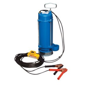 Submersible Pump ( Electrically 12VDC Operated )