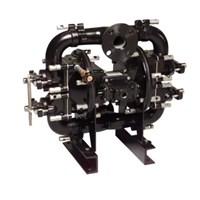 AODD Pump 2 Inch Non-Clog Waste Water  1