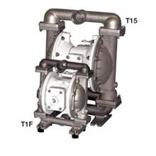 AODD Pump 2.5 Inch FDA Approved - Electropolished SS 316 Body