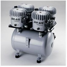 Compressor Quiet Air Series Model: 24-40 Jun Air Lubricated