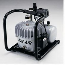 Compressor Quiet Air Series Model: 3-4 Jun Air Lubricated