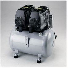 Compressor Quiet & Clean Air Series Model: 2XOF302-40B Jun Air Oilless