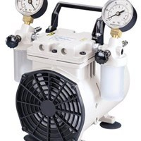 Jual Welch Wobl Piston Pump Model  2534C-01 2